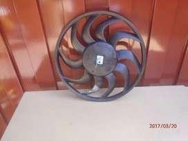 Eletroventilador Radiador Fiat Palio Uno 12/ Fiat 51837396