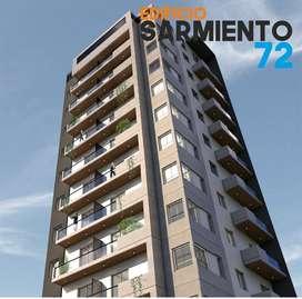 Dptos En Pozo. Sarmiento 72. Excelente inversion