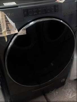 Lavadora Whirlpool nueva carga frontal