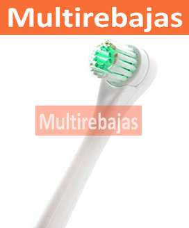 Cepillo Dental Con Botón  Alivia  Dolores