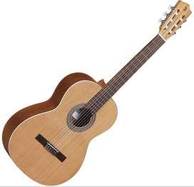 Guitarra Alhambra Z NATURE Acustica Music Box
