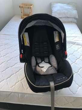 Silla de bebe para carro graco