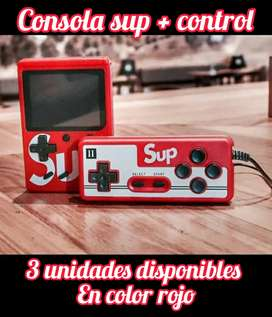 Consola SUP + control