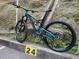 Bici de Enduro Yt Jefssy