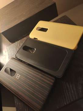 Oneplus 6 Case Forro One Plus Protector