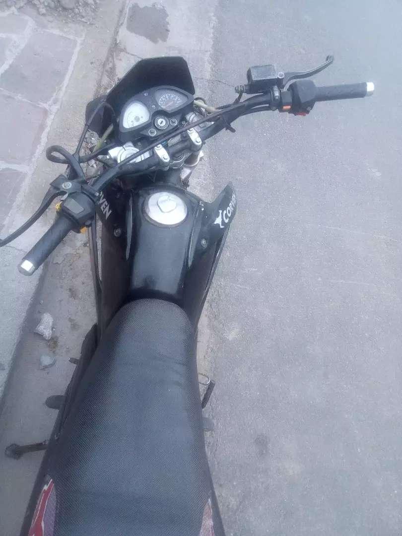 Vendo moto 0