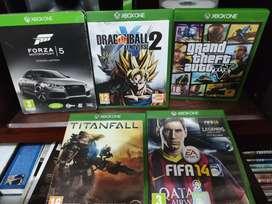 Vendo Xbox one o cambio por play 4