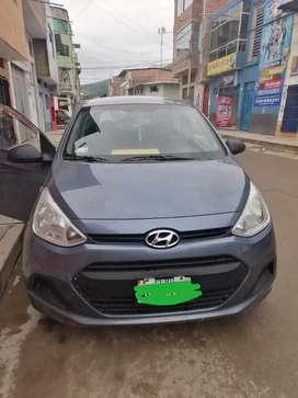 Vendo Hyundai modelo grand i10