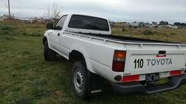 Toyota Hilux c/simple 4x2  2004  A/D