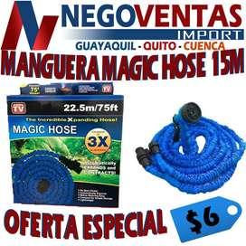 MANGERA MAGIC HOSE 15M