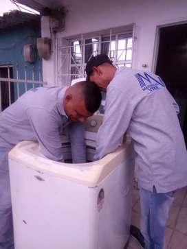 Servicio técnico de lavadoras y estufas
