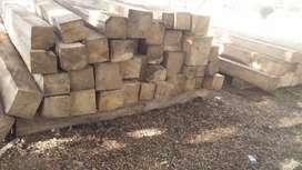 Se vende madera teca
