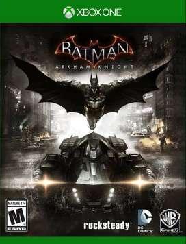 Batman Arkham Knight Xbox One, Físico