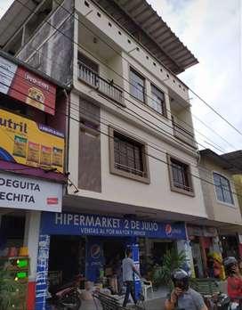 Venta Edificio en Quevedo San Carlos Av. principal
