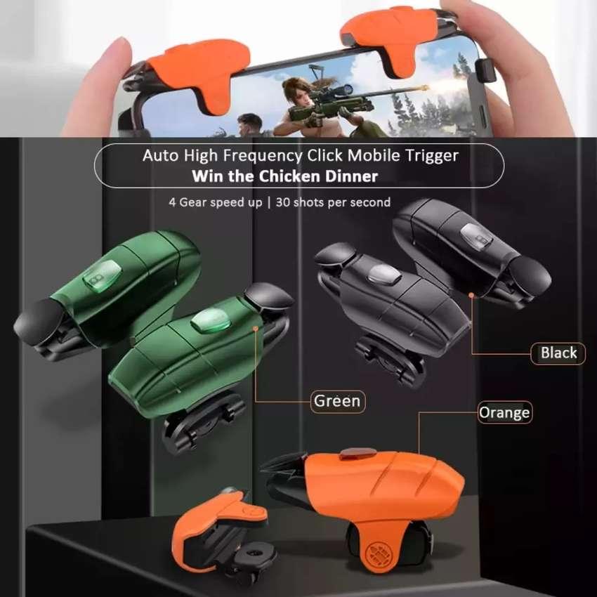 Controles para celular free fire 0
