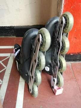 Liquido Rollers Scoop Ajustables