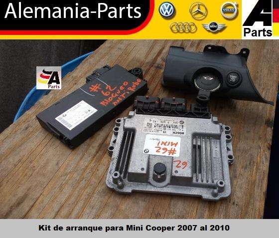 Kit de arranque para Mini Cooper 2007, 2008, 2009, 2010 0