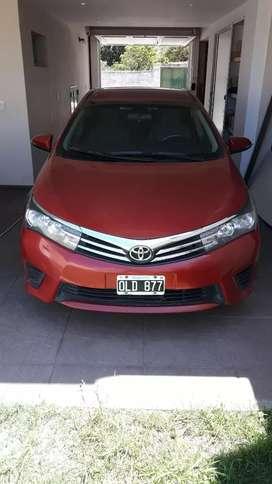 Vendo Toyota Corolla Aut.