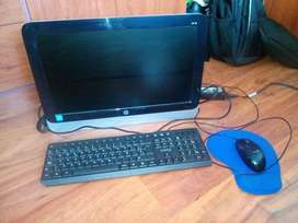 """PC All in One HP 18"""""""