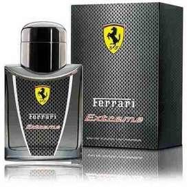 Perfume Ferrari Extreme 125ml Hombre Eros