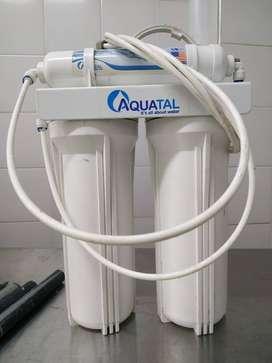 Filtro Purificador De Agua AQUATAL 3 Etapas Con T33