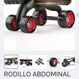 Rodillo de 4 ruedas para Abdominales
