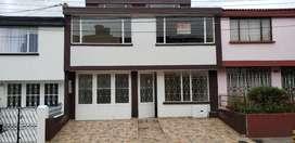 Vendo Casa 3 pisos en Zipaquirá sector residencial