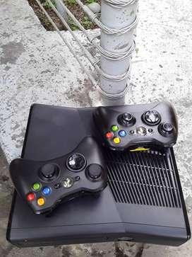 Xbox 360 dos controles.
