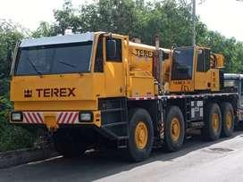 Grúa telescópica Terex MAC 50