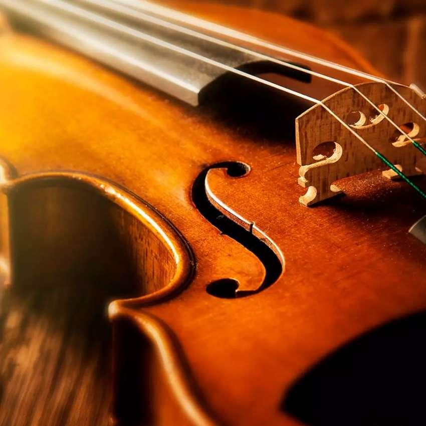 Clases de violín, flauta,saxo y teoría musical