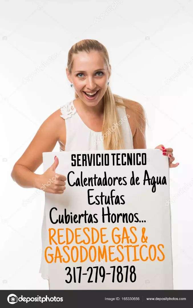 SERVICIO TECNICO REDES DE GAS Y GASODOMESTICOS 0