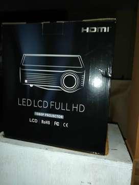 Vendo proyector,completamente nuevo, tipo 1080P