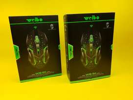DISPONIBILIDAD MOUSE WEIBO WB 911 INALAMBRICO RECARGABLE