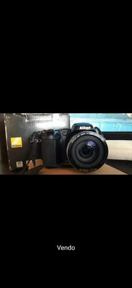 Camara Nikon L320