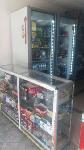 Congeladores,estantes