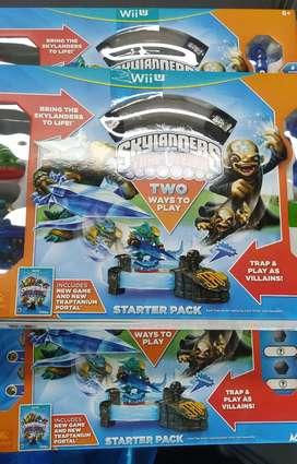 Skylanders Traps para Wii U