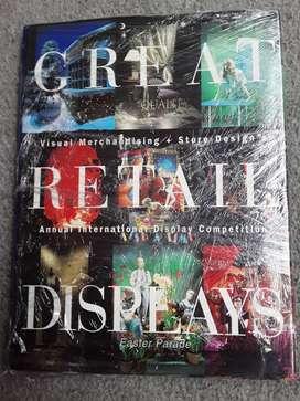 Libro de diseño gráfico Great Retail Displays