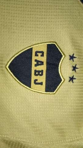 Camisa Boca Juniors DORADA ORIGINAL. Temporada 2006