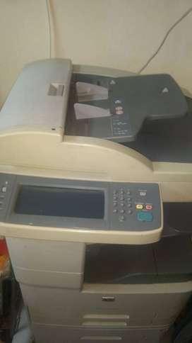 fotocopiadora e impresora a blanco y negro hp laser jet m503 mfp