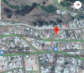 Terreno en Miraflores Alto