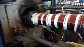 Extrusoras inyectoras sistema ahorro 60%de electricidad