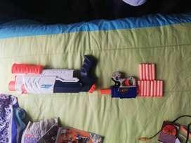 Combo pistolas NERF (2)