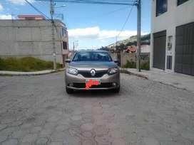 Renault Logan Full Equipo, láminas de seguridad, cámara de retro, único dueño