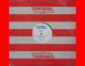 LET THE MUSIC PLAY by SHANNON single EP 12 pulgadas acetatos vinilos discos para tornamesas Djs Entrega A DOMICILIO