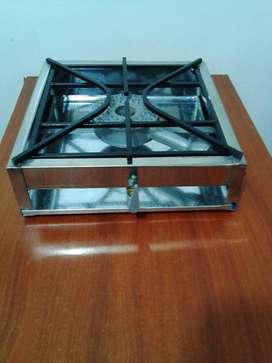 Fábricamos estufas  industrialales en acero inoxidable