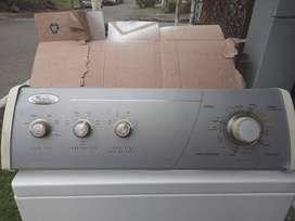 Tablero original de lavadora Whirlpool Americana de 30 libras full de funcionamiento