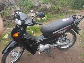 Venta o cambio de moto