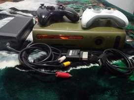 Consola xbox 360 (negociable)
