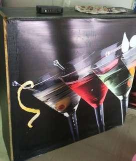 Barra de Recepcion y/o Bebidas