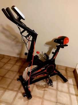 Vendo bici fija sin uso impecable